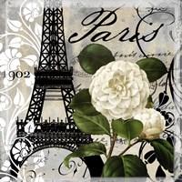 Paris Blanc I Fine-Art Print
