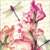 Dragonfly Morning I Fine-Art Print