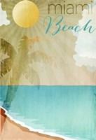 Miami Beach Fine-Art Print