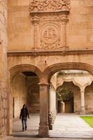 Spain, Salamanca, University of Salamanca Fine-Art Print