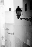 Streelights, Palma, Mallorca, Spain Fine-Art Print