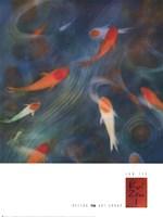 Koi Zen 1 Fine-Art Print