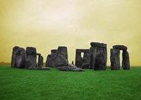 Stonehenge, England Fine-Art Print