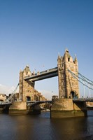 England, London: Tower Bridge Fine-Art Print