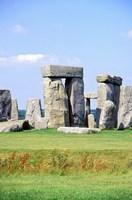 England Stonehenge Fine-Art Print