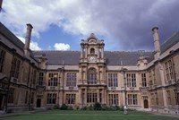 Examination Schools, Oxford, England Fine-Art Print