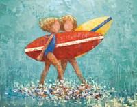 Surfers No 2 Fine-Art Print