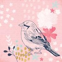 Sparrow I Fine-Art Print