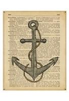 Nautical Series - Anchor Fine-Art Print