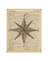 Nautical Series - Nautical Star Fine-Art Print
