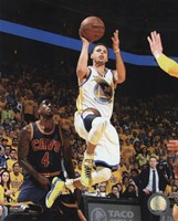 Stephen Curry Game 1 of the 2015 NBA Finals Fine-Art Print