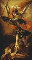 Saint Michael Fine-Art Print