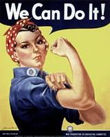 Rosie the Riveter Fine-Art Print