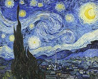 Starry Night Fine-Art Print