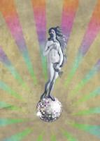 Disco Venus Fine-Art Print
