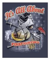 Firefighters Fine-Art Print
