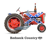 Redneck Country Fine-Art Print