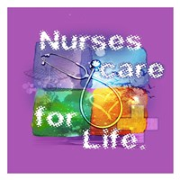 Nurses Care Fine-Art Print