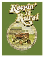 Keepin' It Rural Fine-Art Print
