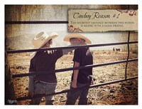 Cowboy Reason I Fine-Art Print