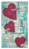 Love Joy Peace Fine-Art Print