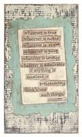 Phillippians Fine-Art Print
