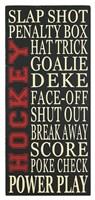 Hockey Fine-Art Print