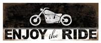 Enjoy the Ride - Motorcycle Fine-Art Print