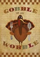 Gobble Wobble Fine-Art Print