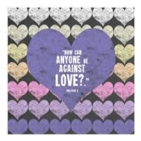 Against Love Fine-Art Print
