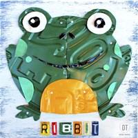 Ribbit The Frog Fine-Art Print