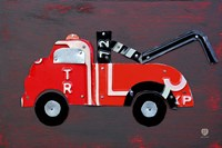 Tow Truck Fine-Art Print
