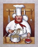 Chef IV Fine-Art Print