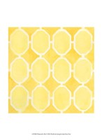 Watercolor Tile I Fine-Art Print