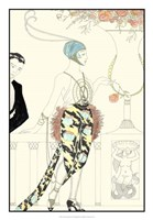 Arte Deco Fashion II Fine-Art Print