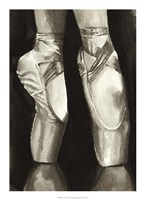 Ballet Shoes II Fine-Art Print