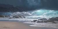 Sweeping Ocean Tide Fine-Art Print