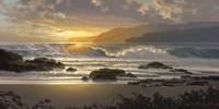 The Golden Surge Fine-Art Print