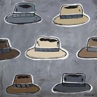 Hats Off Fine-Art Print