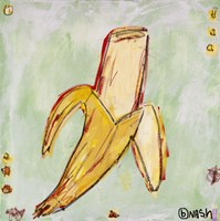 Bananana Fine-Art Print