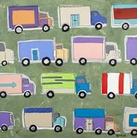 Keep on Trucking Fine-Art Print