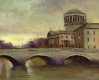 Liffey River, Ireland Fine-Art Print