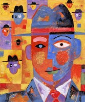 Hat Men Fine-Art Print