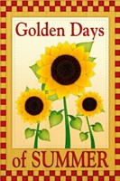 Golden Days of Summer Fine-Art Print