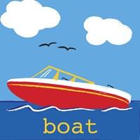 Boat Fine-Art Print