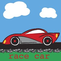 Race Car Fine-Art Print