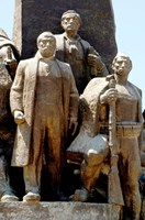 Albania, Vlore, Independence Monument Fine-Art Print