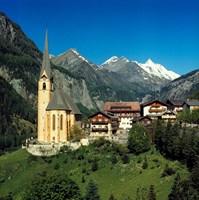 Austria, Hohe Tauern Alps Fine-Art Print