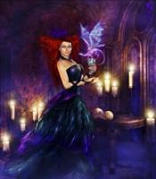 Madame Dragonessa Fine-Art Print