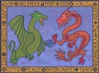 Dragons Fine-Art Print